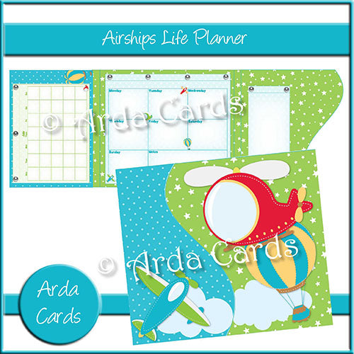 Airships Life Planner