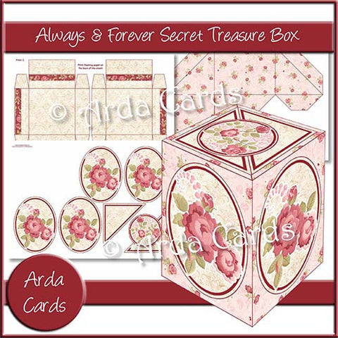 Always & Forever Secret Treasure Box