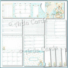 Load image into Gallery viewer, Beary Christmas Printable Planner