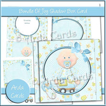 Load image into Gallery viewer, Shadow Box Card Bundle - The Printable Craft Shop