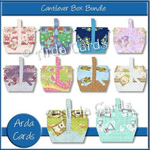 Up, Up & Away Cantilever Box - The Printable Craft Shop - 5