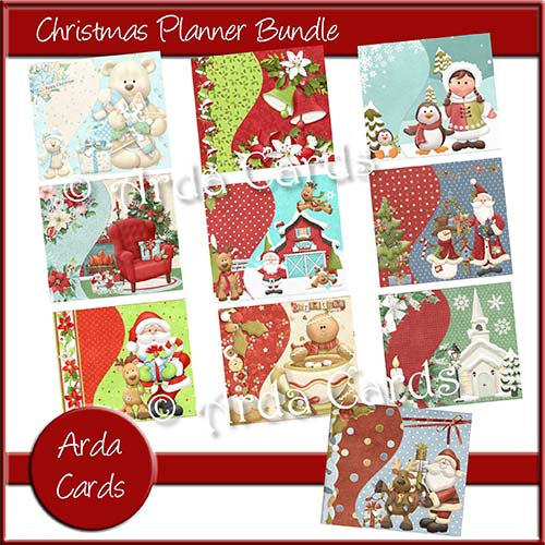 Christmas Planner Bundle