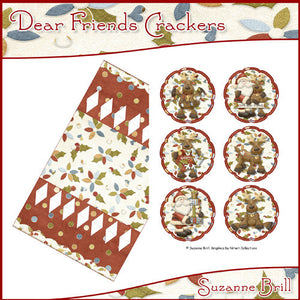 Deer Friends Crackers - The Printable Craft Shop