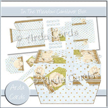 Load image into Gallery viewer, In The Meadow Cantilever Box - The Printable Craft Shop