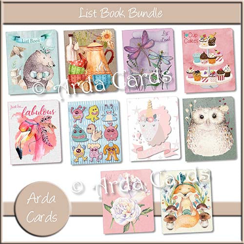 List Book Bundle