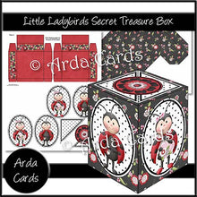 Load image into Gallery viewer, Secret Treasure Box Children's Bundle - The Printable Craft Shop