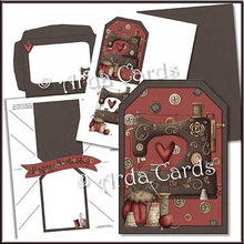 Load image into Gallery viewer, Pop Out Banner Card Bundle - ALL 10 Printable Kits - The Printable Craft Shop