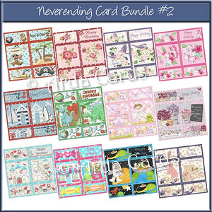 Neverending Card Bundle #2