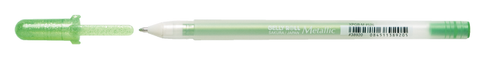 Metallic Emerald Green Gelly Roll Pen - Sakura