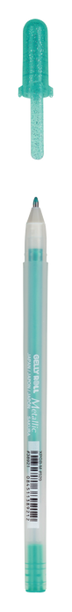 Metallic Green Gelly Roll Pen - Sakura