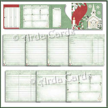 Load image into Gallery viewer, Silent Night Printable Christmas Planner