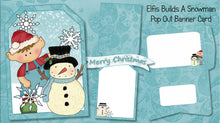 Christmas Pop Out Banner Card Bundle - The Printable Craft Shop - 2