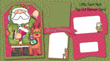 Christmas Pop Out Banner Card Bundle - The Printable Craft Shop - 4
