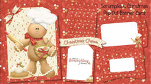 Christmas Pop Out Banner Card Bundle - The Printable Craft Shop - 9