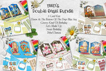 Load image into Gallery viewer, Teen's Double Easel Card Bundle