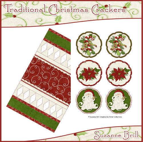 Traditional Christmas Crackers - The Printable Craft Shop