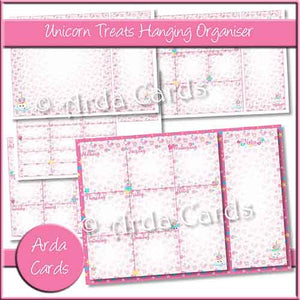 Unicorn Treats Hanging Organiser