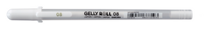White Gel Pen - Sakura Gelly Roll