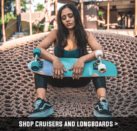 Shop Longboards and Cruisers at Skate Connection