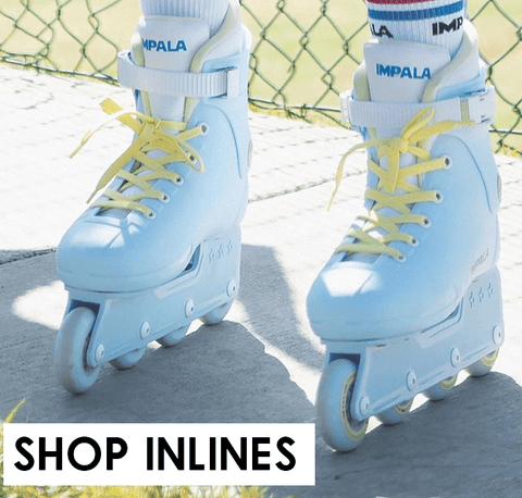 Shop Inline Skates at Skate COnnection Australia