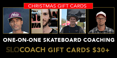 Slocoach Skateboard Coaching Australia at Skate Connection