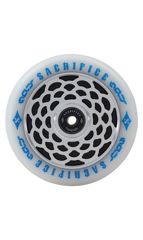Sacrifice Spy Wheels 110mm Blue