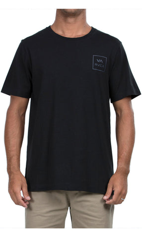 RVCA All The Ways Mens T-Shirt Black