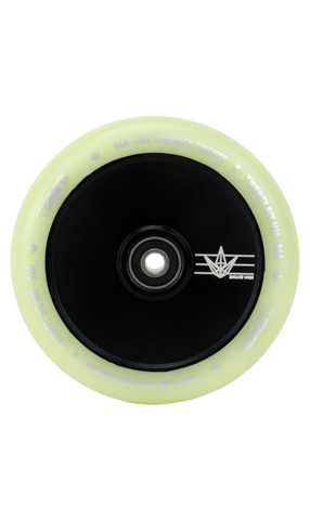 Envy Hollow Core Wheels 120mm Glow/Black