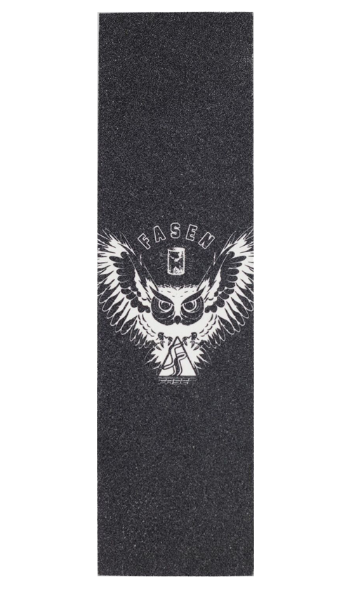 Fasen Owl Scooter Grip Tape