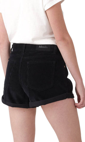Afends Tyler Ladies Corduroy Shorts
