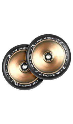 Root Industries AIR Wheels 110mm Black/Coppertone