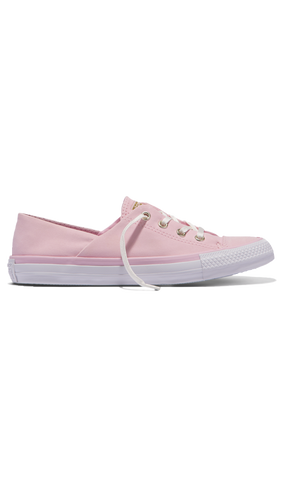 Chuck Taylor Coral Brushed Twill Low Shoes Cherry Blossom