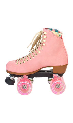 Moxi Lolly Roller Skates Strawberry Pink