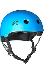 S1 Lifer Helmet Cyan Matte
