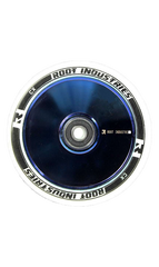 Root Industries Air Scooter Wheel Set 110mm White/Blu-Ray