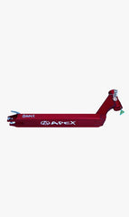 Apex Scooter Deck 580mm Red