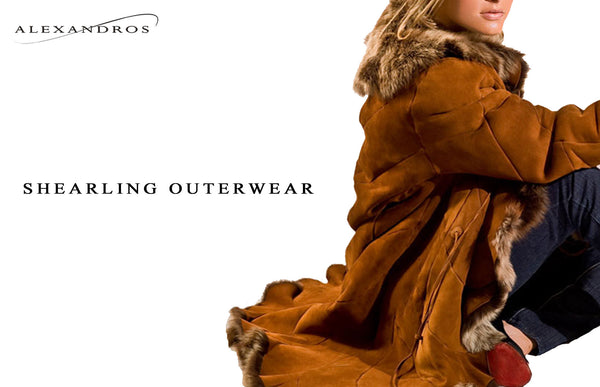 Shearling Outerwear