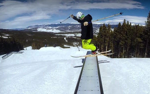 Up Your Telemark Freestyle Flair
