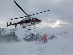 A Different Type of Heli-Skiing: Heli-Accessed Ski Touring in British Columbia