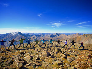 A few essential yoga poses are a great addition to the arsenal for any outdoor adventurer.