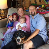 Family time, Collins, Andie, Jax, Dave and Chedi