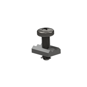 BMF heel adjustment bolt assembly