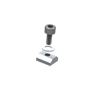 2.0 Base Rail Nut & Bolt
