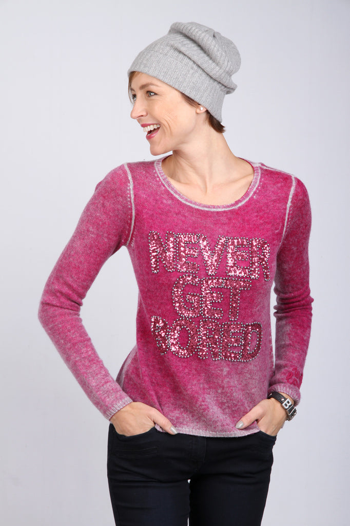 Princess Hollywood - Spark Pink sweater