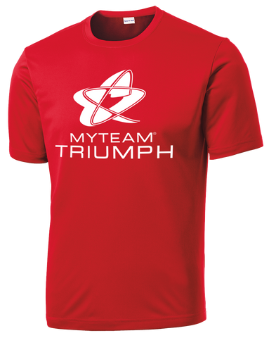 Ladies myTEAM TRIUMPH Volunteer Shirts