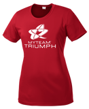 Ladies myTEAM TRIUMPH Angel Shirts