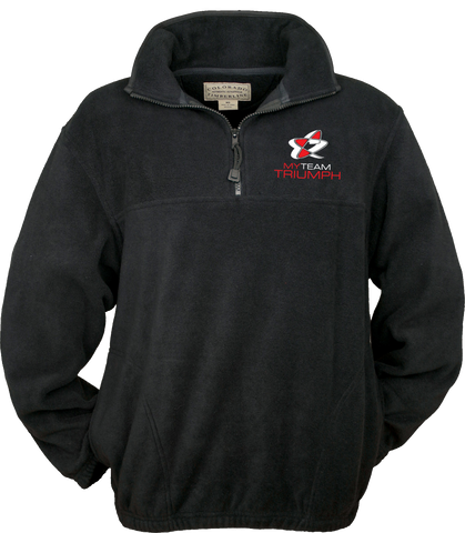 Timberline Signature Fleece Pullover w/ Embroidered Logo