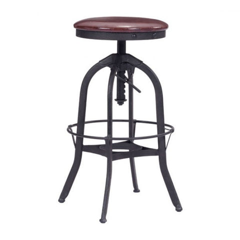 Crete Vintage Antique Bar Stool