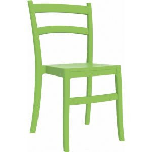 Compamia Tiffany Cafe Resin Outdoor Chair - Set of 2 -  - 2