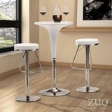 Soda Stainless Steel Adjustable Bar Stool